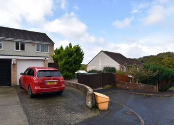Thumbnail 3 bed semi-detached house for sale in Tamerton Close, Plymouth
