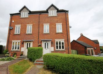 Thumbnail 3 bedroom semi-detached house for sale in Glendale Gardens, Telford