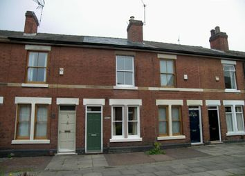 Thumbnail 2 bed terraced house to rent in Marcus Street, Derby