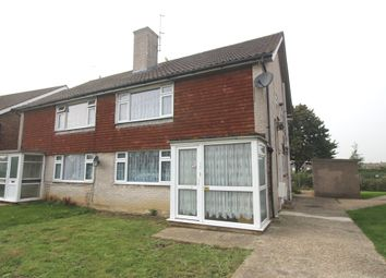 Thumbnail 1 bed flat to rent in Midhurst Road, Hampden Park, Eastbourne