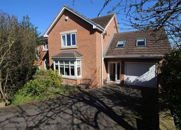 Thumbnail 4 bedroom detached house for sale in Spenbeck Drive, Allestree, Derby