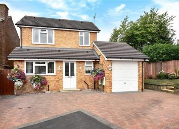 Thumbnail 3 bed detached house for sale in Rambler Close, Taplow, Maidenhead