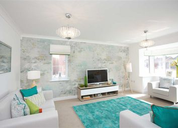 Thumbnail 4 bed detached house for sale in Bluebell Walk, Feniscowles, Lancashire
