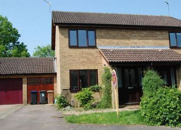Thumbnail 2 bed semi-detached house to rent in Atterbury Close, West Haddon, Northamptonshire