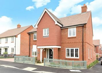 Thumbnail 4 bed detached house for sale in Fair Oak, Eastleigh, Hampshire