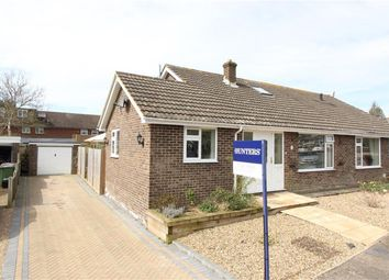 Thumbnail 3 bed semi-detached house for sale in Fern Close, Hawkinge, Folkestone Kent