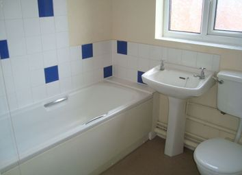 Thumbnail 1 bed flat to rent in Coriander Road, Leicester