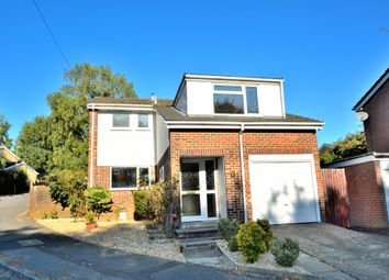Thumbnail 4 bed detached house to rent in Porteous Crescent, Chandler's Ford, Eastleigh