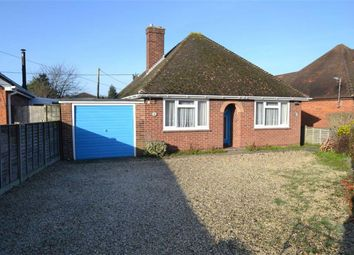 Thumbnail 3 bed detached bungalow for sale in Pound Lane, Thatcham, Berkshire