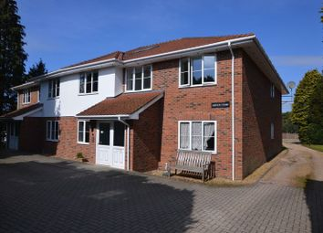 Thumbnail 1 bed flat for sale in Arthur Court, Four Marks, Alton, Hampshire