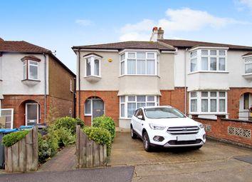 3 bed semi-detached house to rent in Egmont Road, New Malden, Surrey KT3