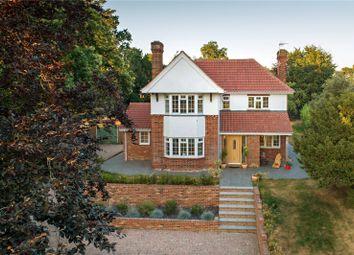 Thumbnail 4 bed detached house for sale in Hellesdon Mill Lane, Hellesdon, Norwich