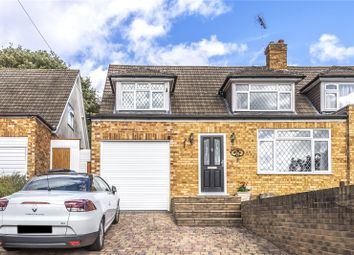 Thumbnail 4 bed semi-detached house for sale in Howards Lane, Addlestone, Surrey