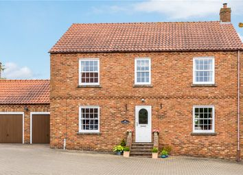 Thumbnail 4 bed detached house for sale in Knavesmire Court, Franks Lane, Whixley, York
