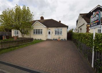 Thumbnail 2 bed semi-detached bungalow for sale in Halt Drive, Linford, Essex
