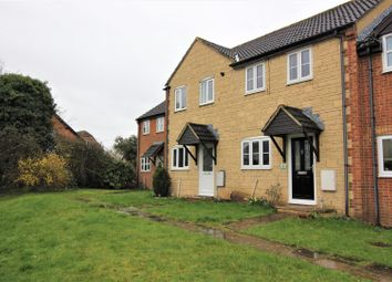 Thumbnail 2 bed terraced house for sale in Bakers Field, Lyneham, Chippenham