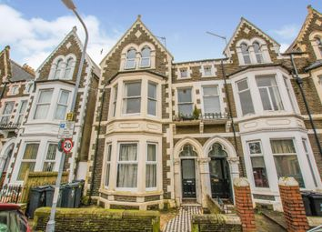 1 bed property for sale in Connaught Road, Roath, Cardiff CF24