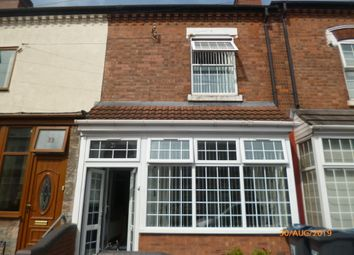 3 bed terraced house for sale in Bowyer Road, Birmingham B8