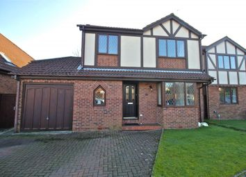 Thumbnail 4 bed detached house for sale in Fosters Close, Southport