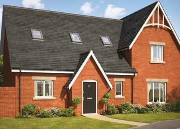 Thumbnail 3 bed detached house for sale in The Fowberry, Meadow View, Banbury Homes, Adderbury