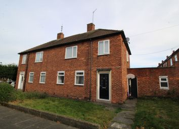 Thumbnail 3 bed semi-detached house for sale in Glanton Wynd, Gosforth, Newcastle Upon Tyne