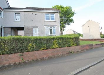 Thumbnail 2 bed end terrace house for sale in Drumclair Place, Airdrie