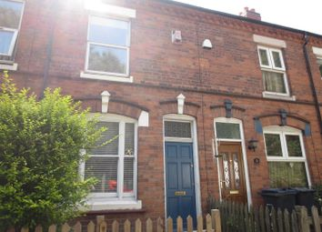 Thumbnail 2 bed terraced house to rent in Coldbath Road, Moseley, Birmingham