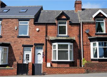 Thumbnail 2 bed terraced house to rent in Park View, Seaham