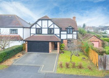 Thumbnail 5 bedroom detached house for sale in West Way, Pinner