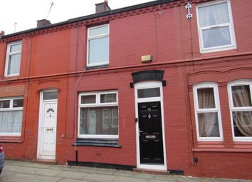 Thumbnail 2 bed terraced house for sale in Goswell Street, Liverpool
