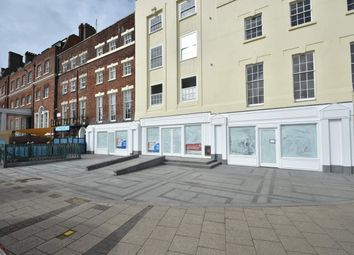 Retail premises for sale in 87, 88 & 89 The Esplanade, Weymouth DT4