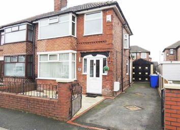 Thumbnail 3 bed semi-detached house for sale in Davids Road, Droylsden, Manchester