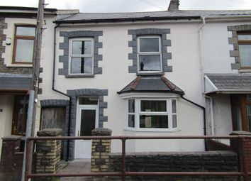 Thumbnail 3 bed terraced house for sale in Wyndham Cresent, Aberdare