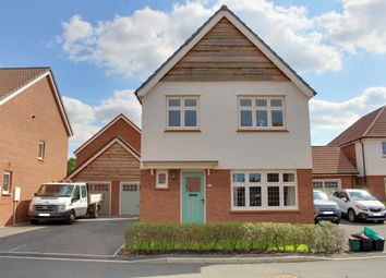 Thumbnail 3 bed detached house for sale in Farm Close, Roundswell, Barnstaple