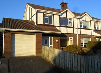 Thumbnail 3 bed semi-detached house for sale in 21, Chanterhill Park, Enniskillen