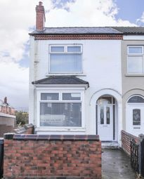 Thumbnail 5 bed end terrace house for sale in Bainbridge Road, Doncaster