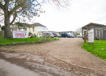Thumbnail 2 bed detached bungalow for sale in White Horse Hill, Hawkinge, Folkestone