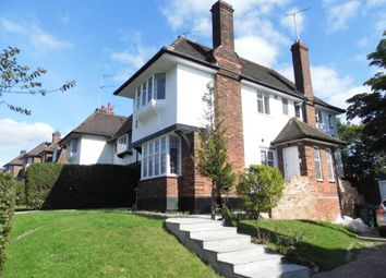 Thumbnail 3 bed flat to rent in Ossulton Way, Hampstead Garden Subub, London