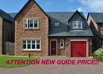 Thumbnail 4 bed detached house for sale in Lockerbie Road, Dumfries