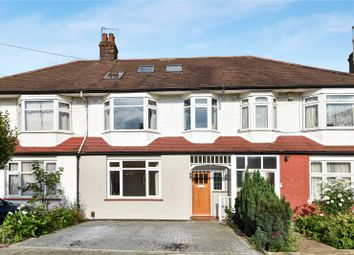 4 bed terraced house for sale in Ecclesbourne Gardens, Palmers Green, London N13