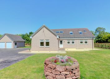 Thumbnail 4 bed detached house for sale in New Abbey Road, Dumfries