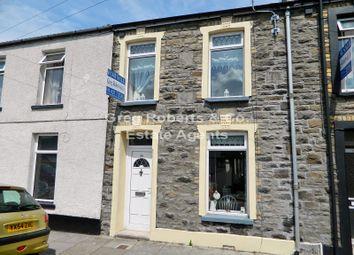 Thumbnail 2 bed terraced house for sale in Glyn Terrace, Tredegar, Blaenau Gwent