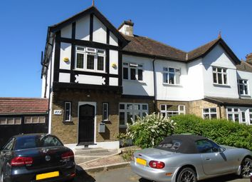 Thumbnail 4 bed semi-detached house to rent in Baring Road, Lee