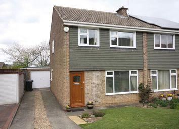 Thumbnail 3 bed semi-detached house for sale in Fernie Road, Guisborough