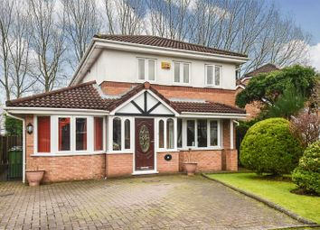 Thumbnail 4 bed detached house for sale in Chapeltown Road, Radcliffe, Manchester