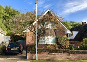 Thumbnail 4 bed detached house for sale in Hawthorn Coombe, Worle, Weston-Super-Mare