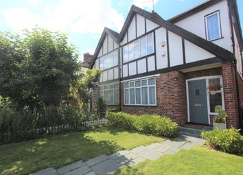 Thumbnail 3 bed semi-detached house to rent in Greenway, London