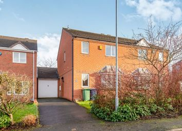 Thumbnail 3 bed semi-detached house for sale in Slessor Road, Stafford