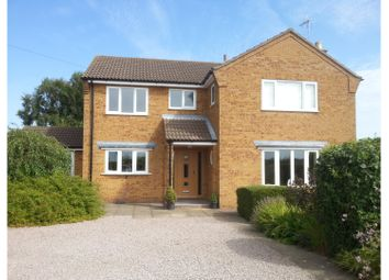 Thumbnail 4 bed detached house for sale in Washway Road, Holbeach