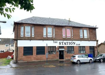 Thumbnail 4 bed flat for sale in 16A And B, Station Road, Portfolio Of 2 Flats, Stevenston KA203Nl